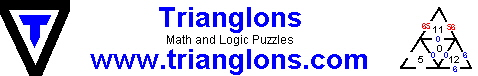 Trianglons Puzzles (aka Trigons)